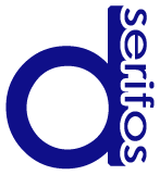 discover serifos logo