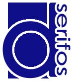 discover serifos logo