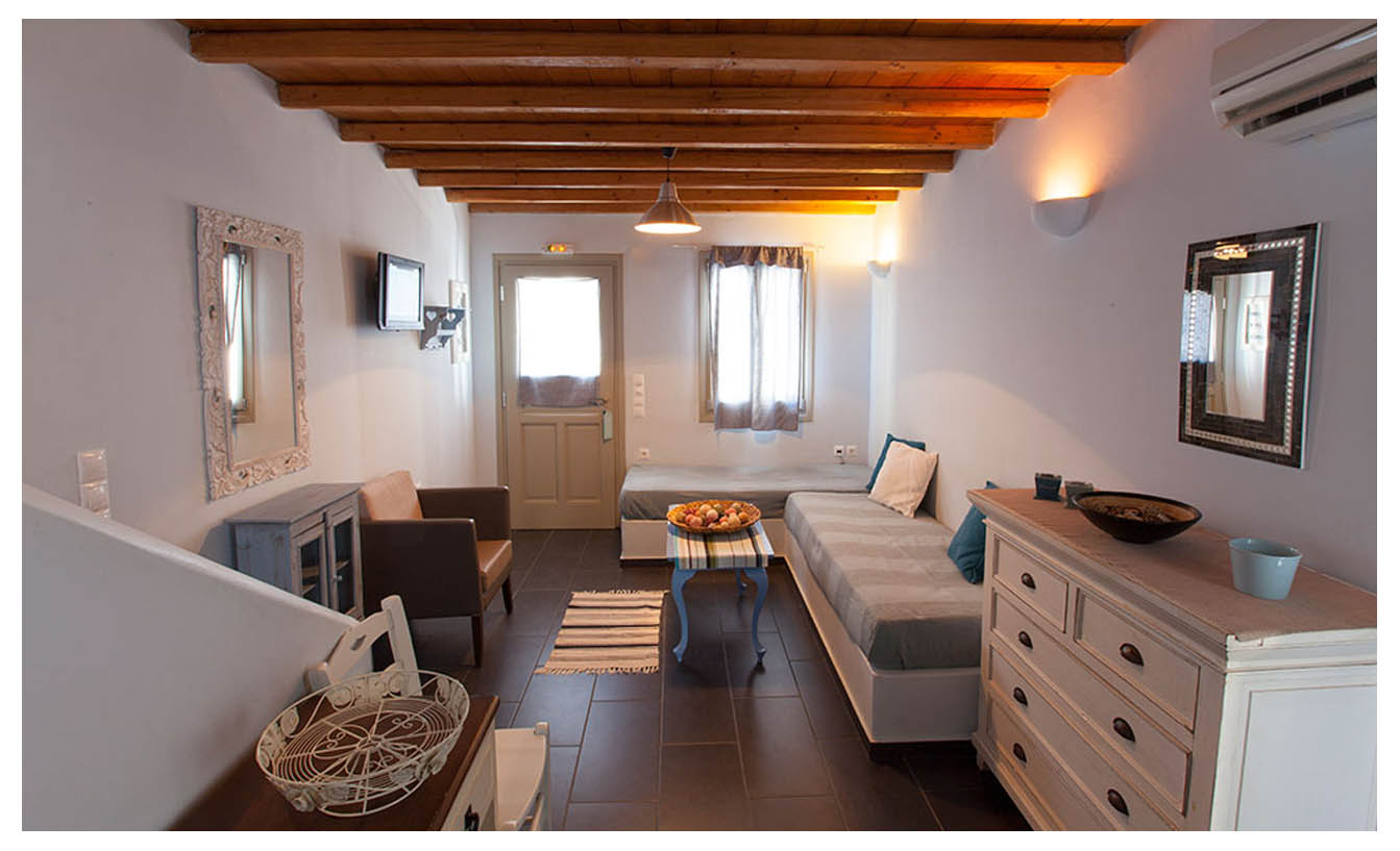 Aliktypo - Rooms to let - Serifos
