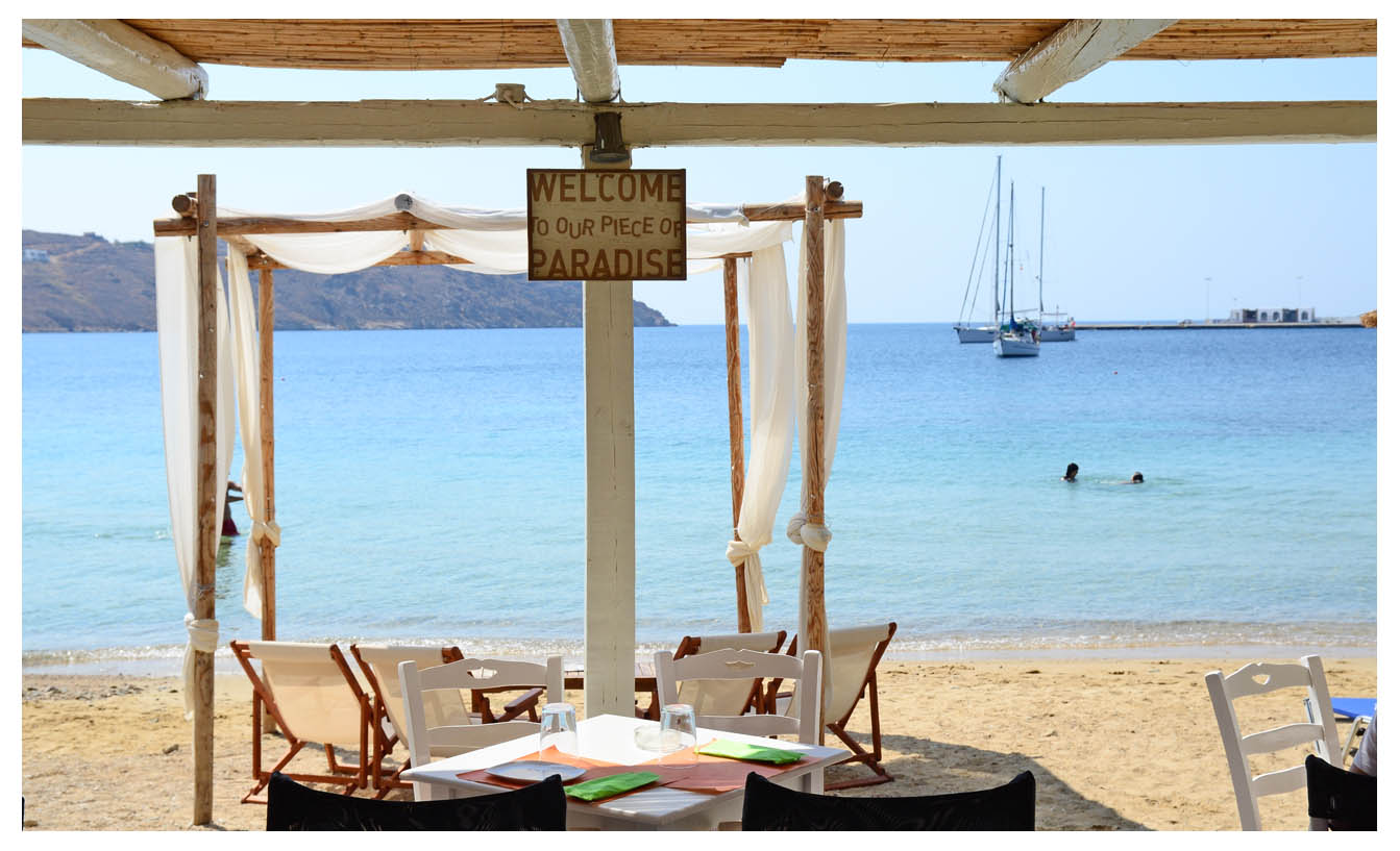 Calma Drinks and Bites - Avlomonas Serifos