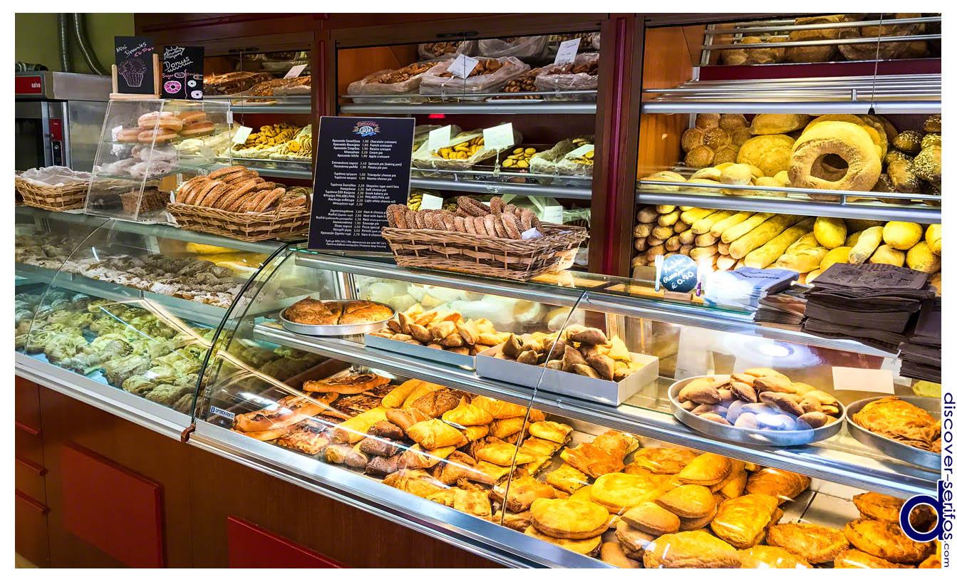 Serifos - Epiousion Bakery