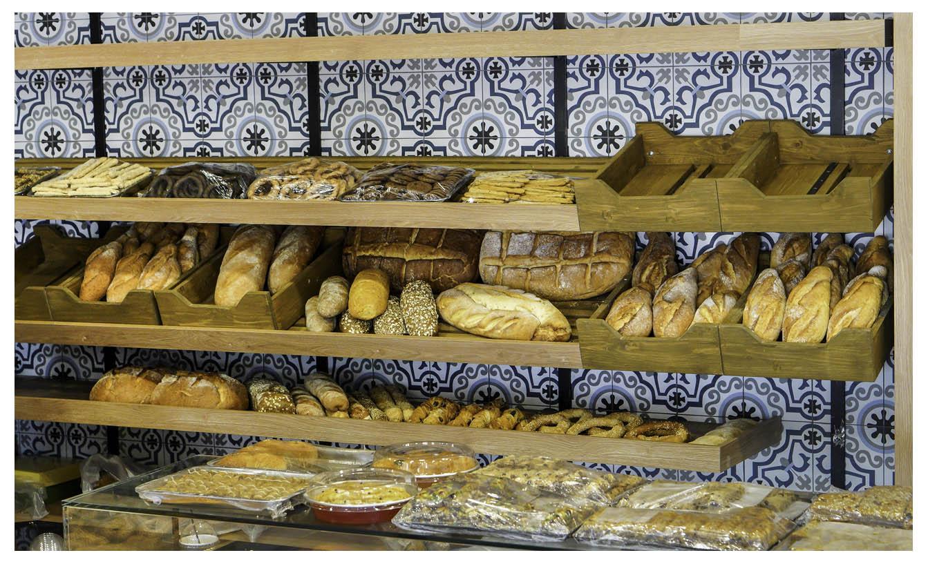 Serifos - Bakery in Livadi - Indigo
