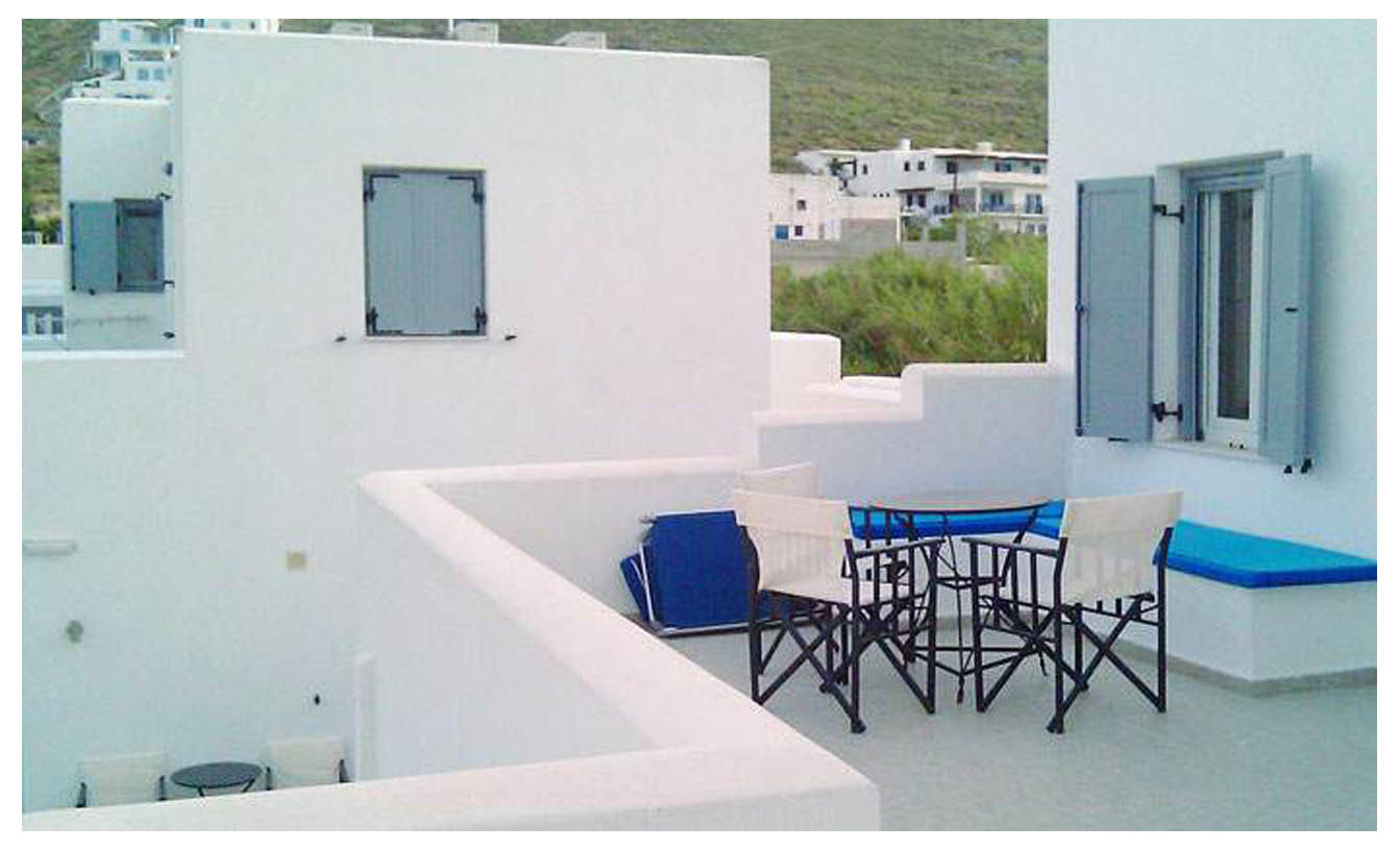 Indigo Studios - Accommodation Serifos