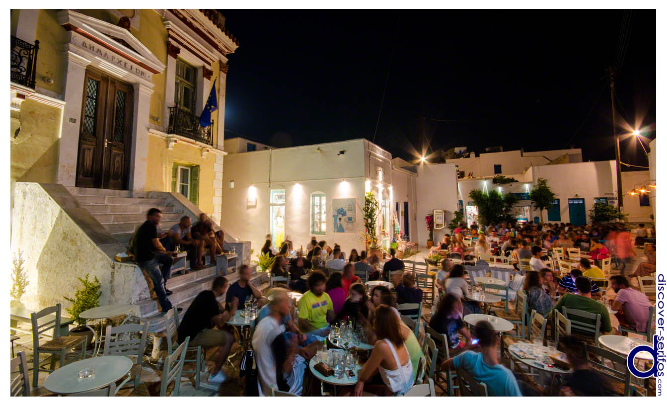 Serifos - Pano Piazza