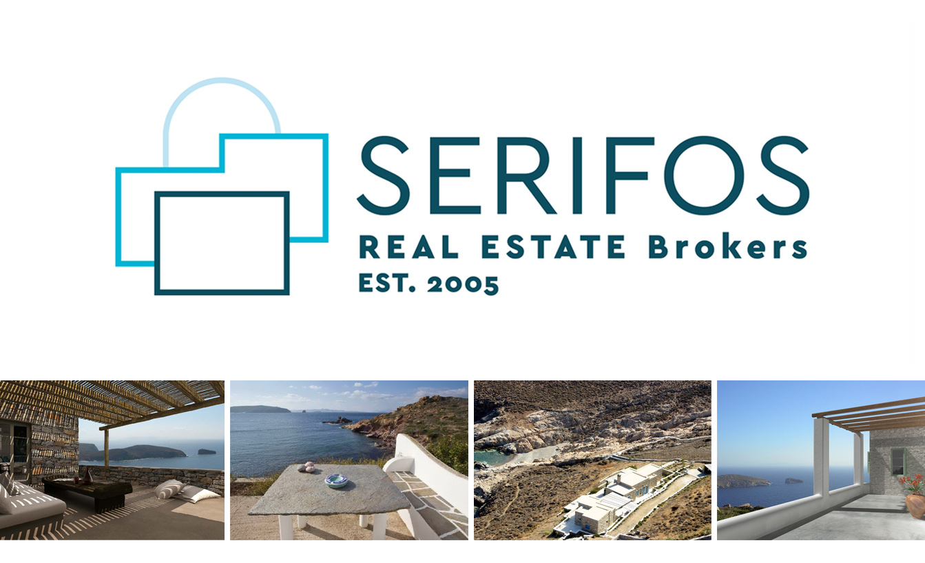 Serifos Real Estate - Realty - House rentals