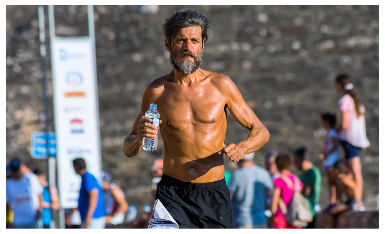 Serifos Sunset Race - Run