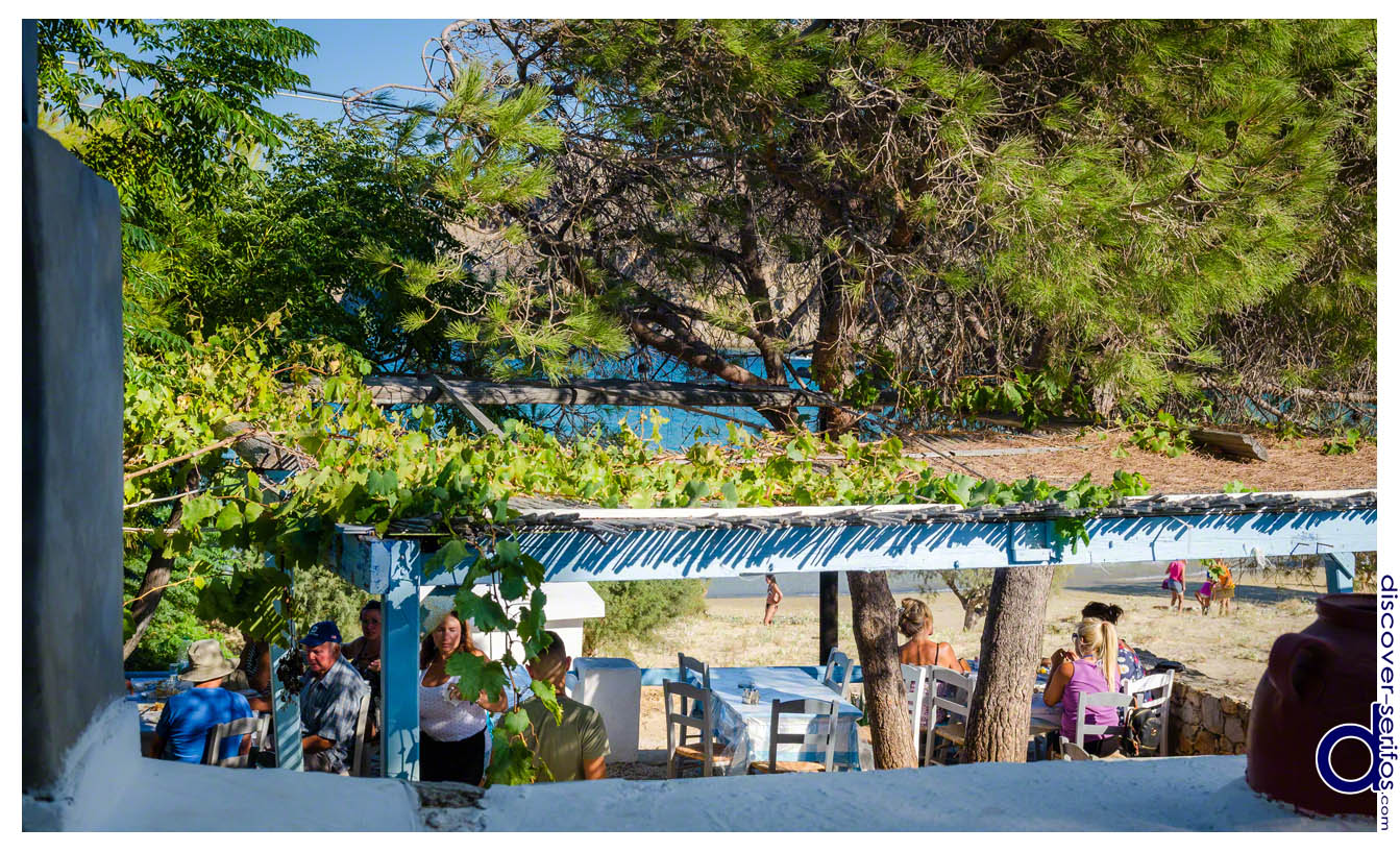 Stefanakos - Psili Ammos beach - Serifos