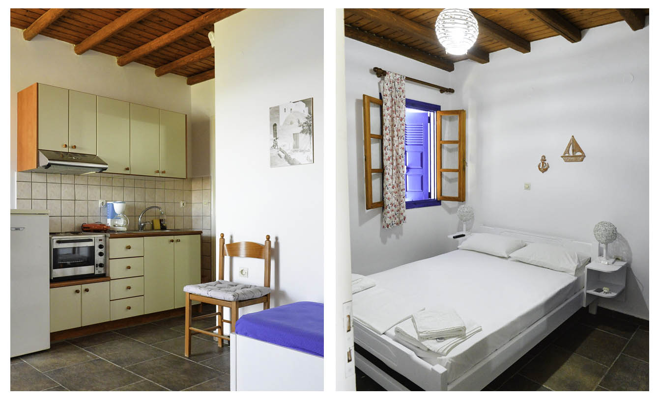 Accommodation in Serifos - Kabia