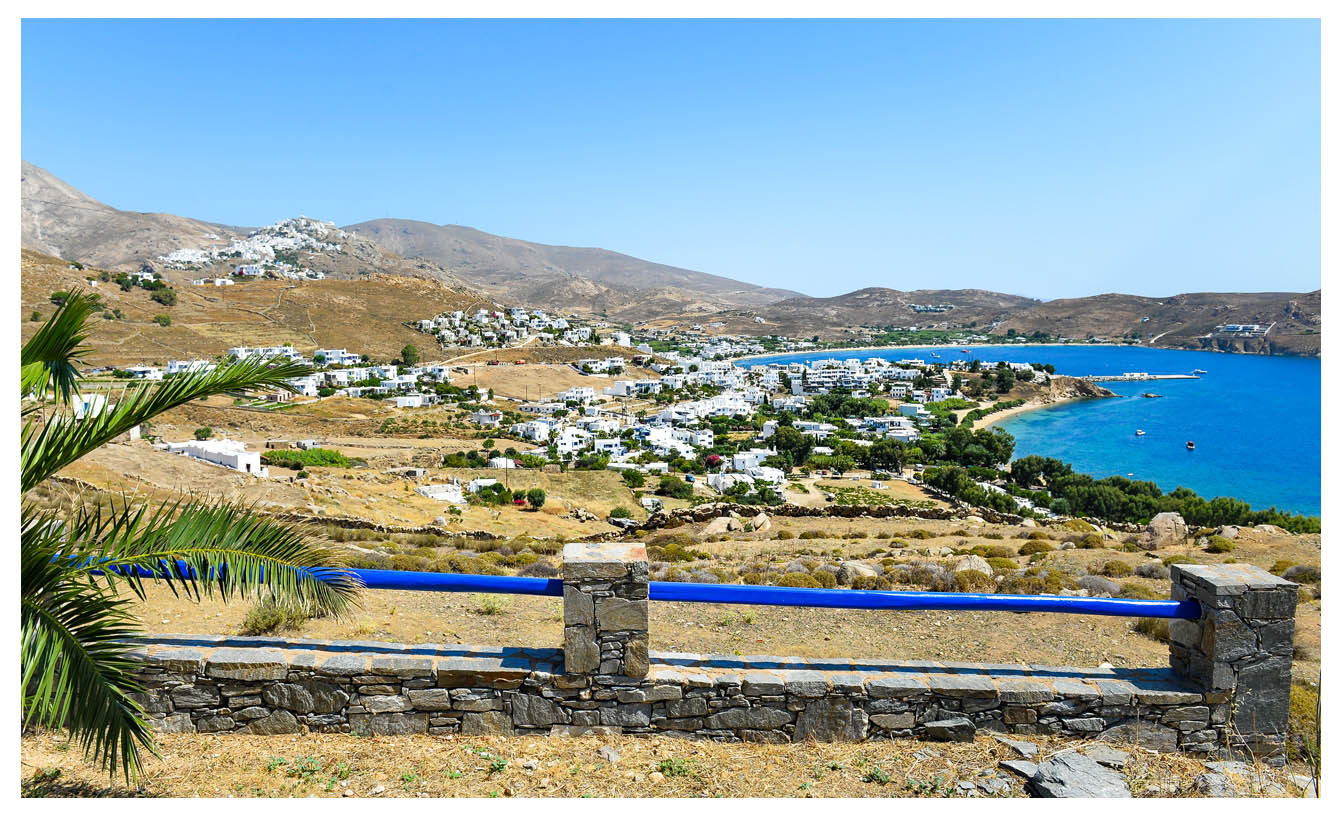 Studios and apartments in Serifos - Kabia