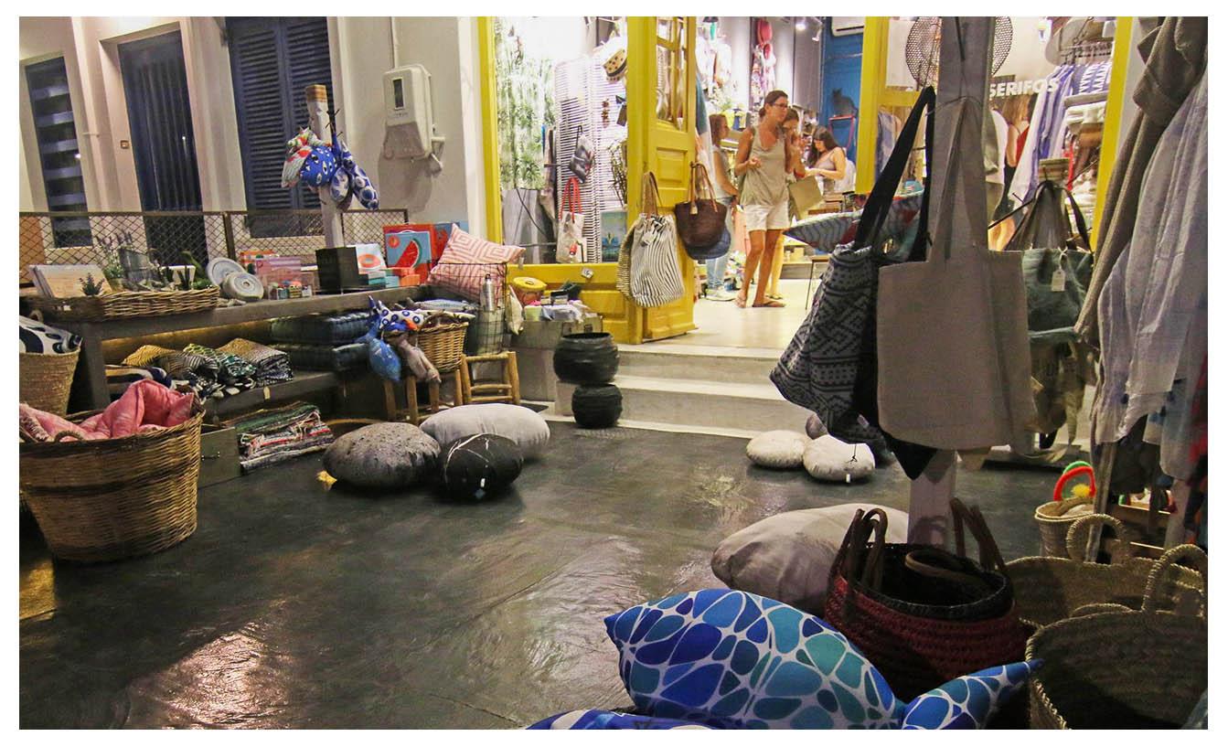 Serifos - Shops - Theta