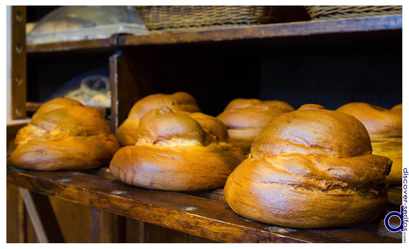Serifos Bakeries - Woodoven Chalidas