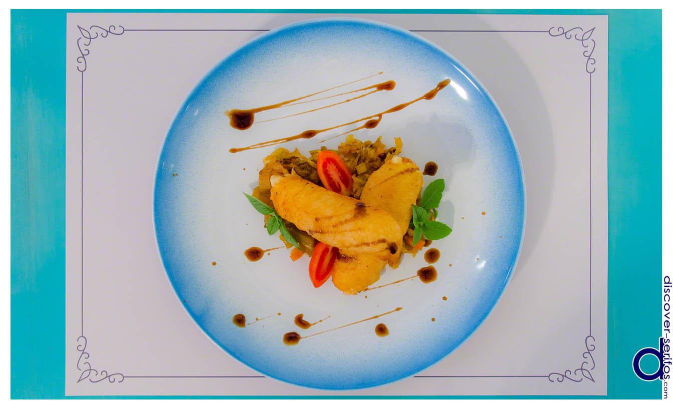 Restaurant Ydrolithos - Serifos