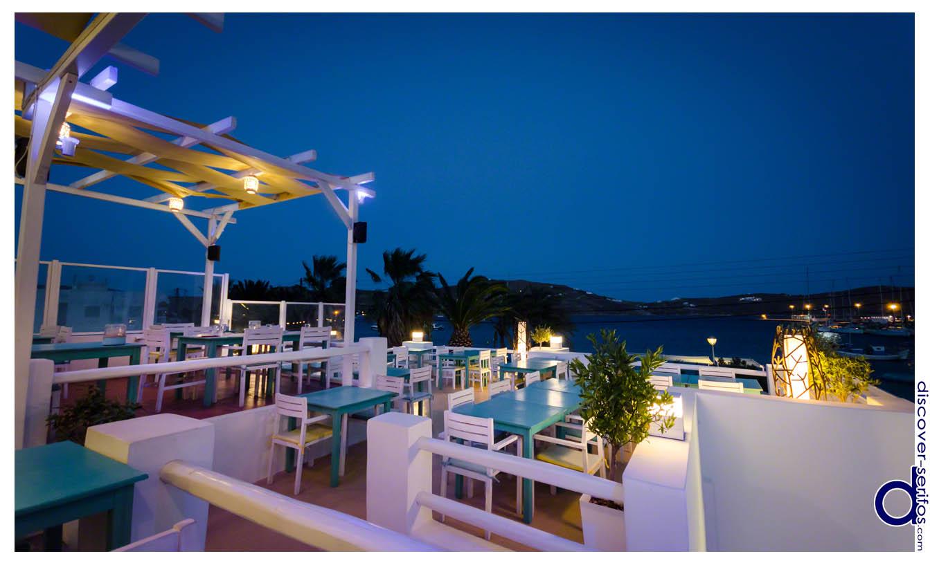 Restaurant Ydrolithos