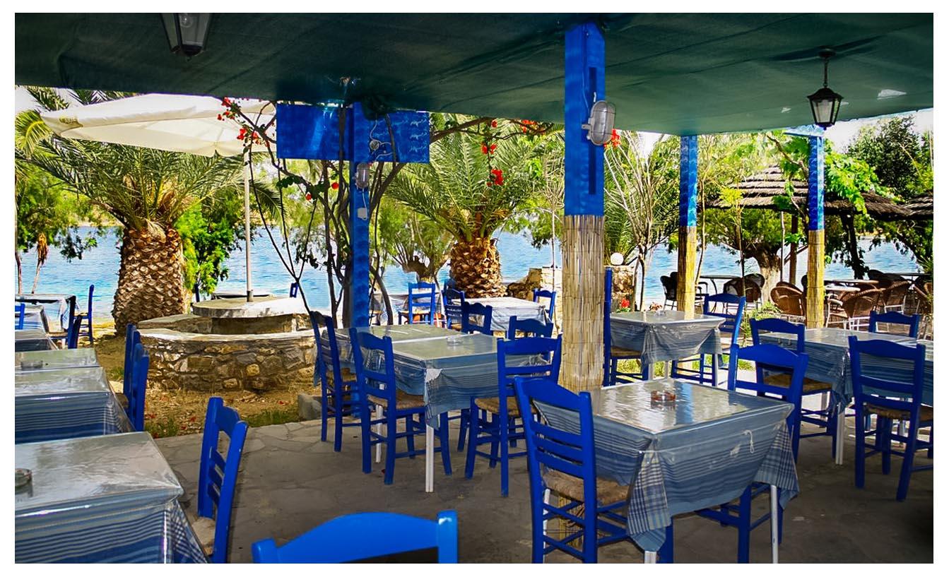 Αλέξανδρος και Βασιλεία - Εστιατόρια