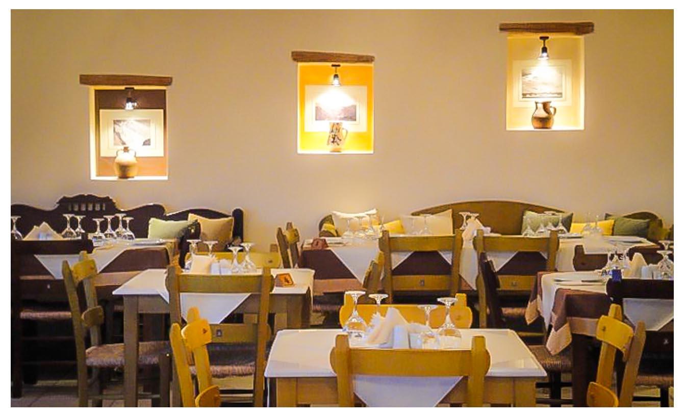 Εστιατόρια στη Σέριφο - Αλώνι