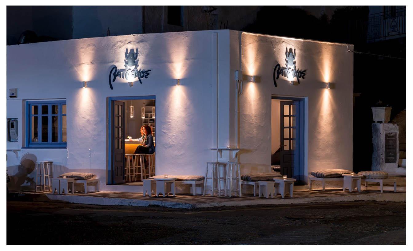 Batrahos Bar - Chora - Serifos