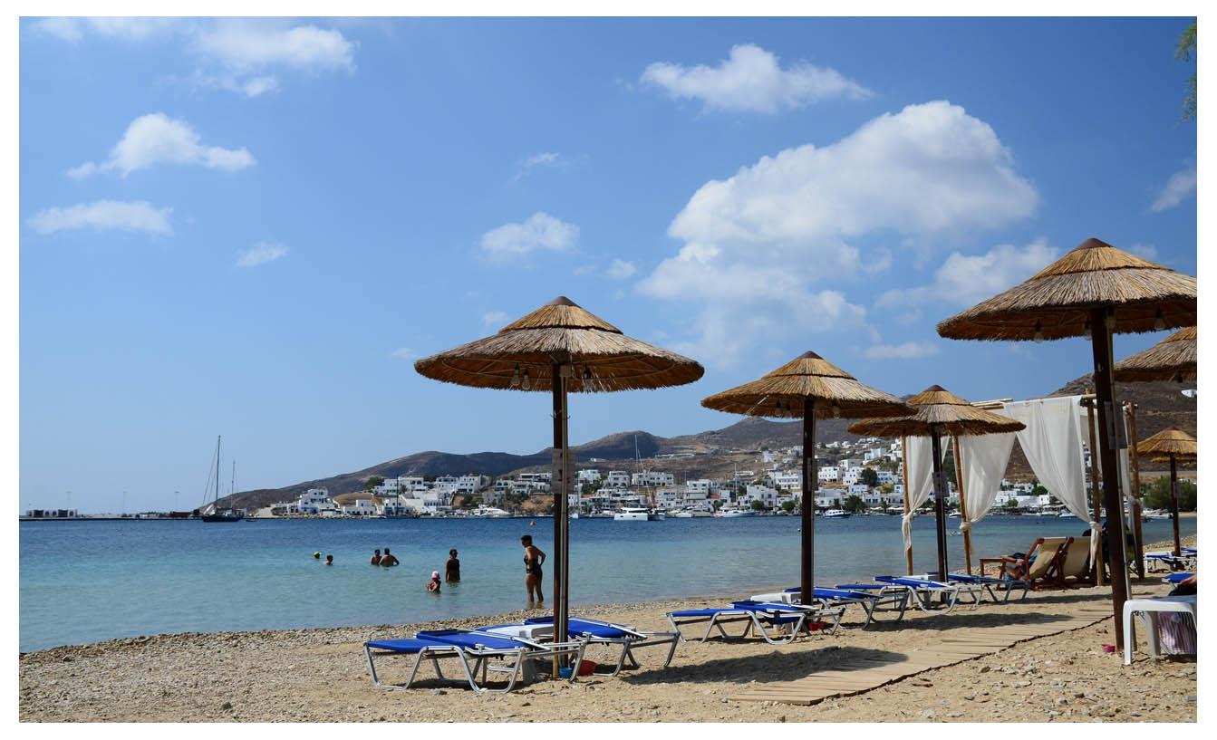 Calma - Beach Bar & Εστιατόριο - Σέριφος