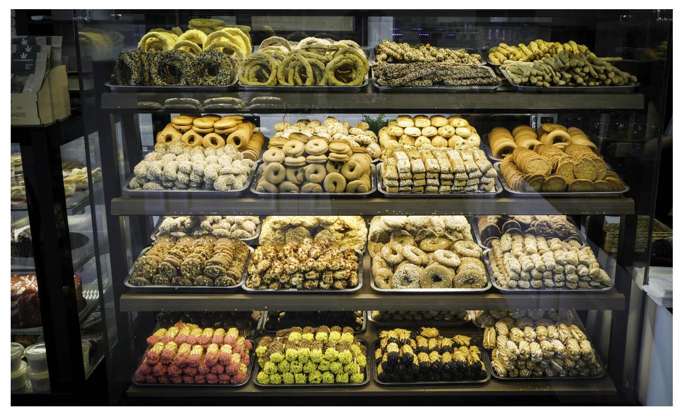 Indigo Bakery - Φούρνος στη Σέριφο