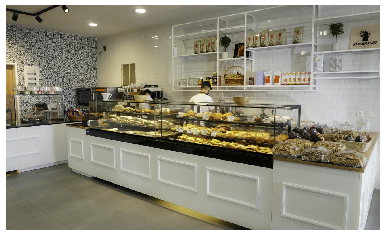 Indigo Bakery - Φούρνος - Λιβάδι Σερίφου