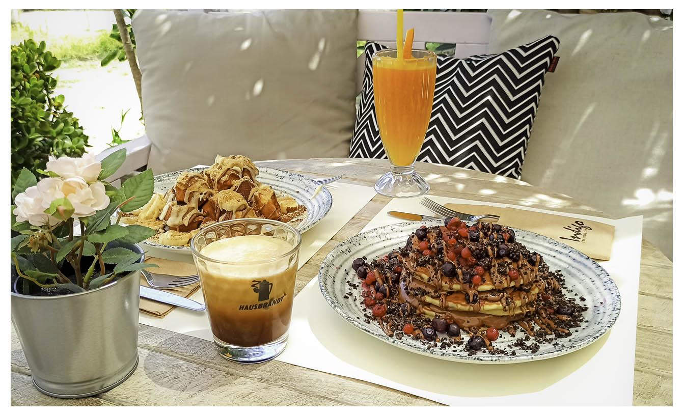 Indigo Cafe - Πρωινό Καφές Ποτό - Σέριφος