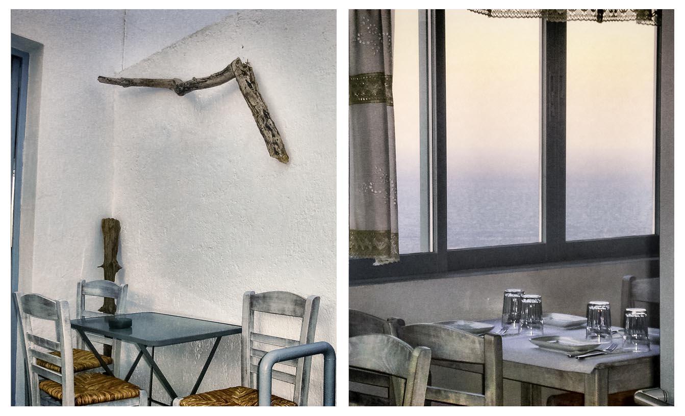 Παραδοσιακή Σερφιώτικη Κουζίνα - Μαραθόριζα