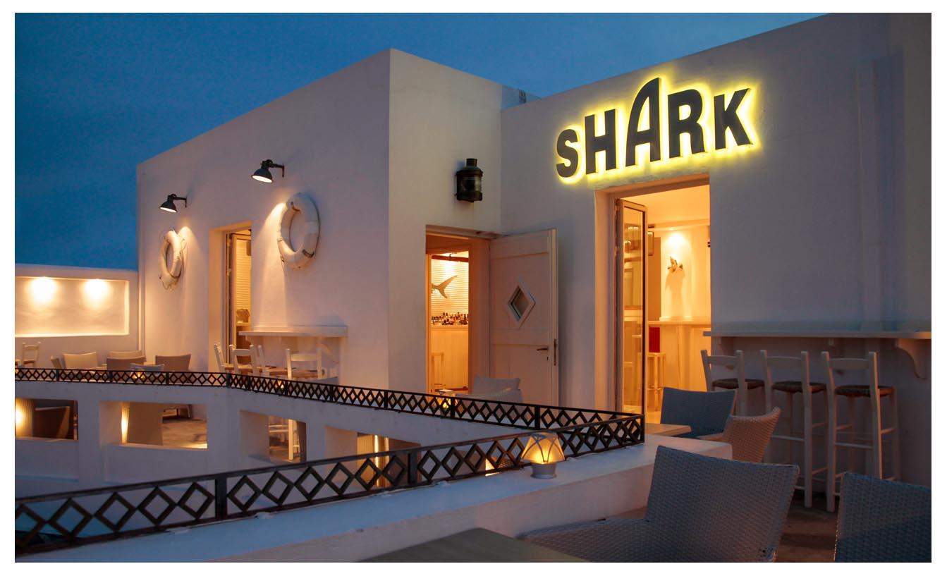 Discover Serifos - Shark