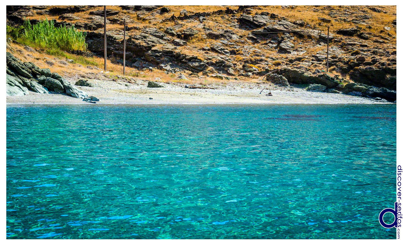 Avessalos beach - Serifos