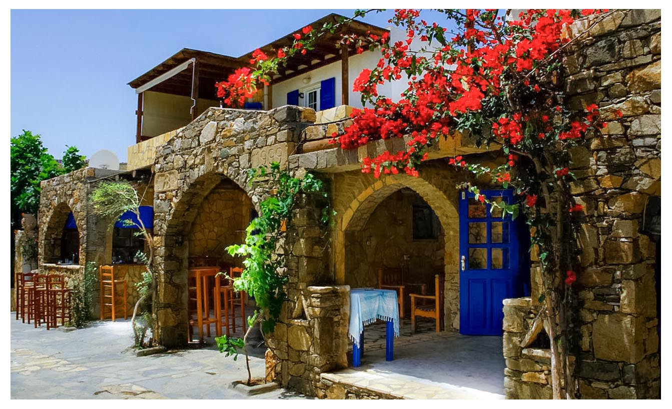 Alexandros Vassilia - Serifos accommodation