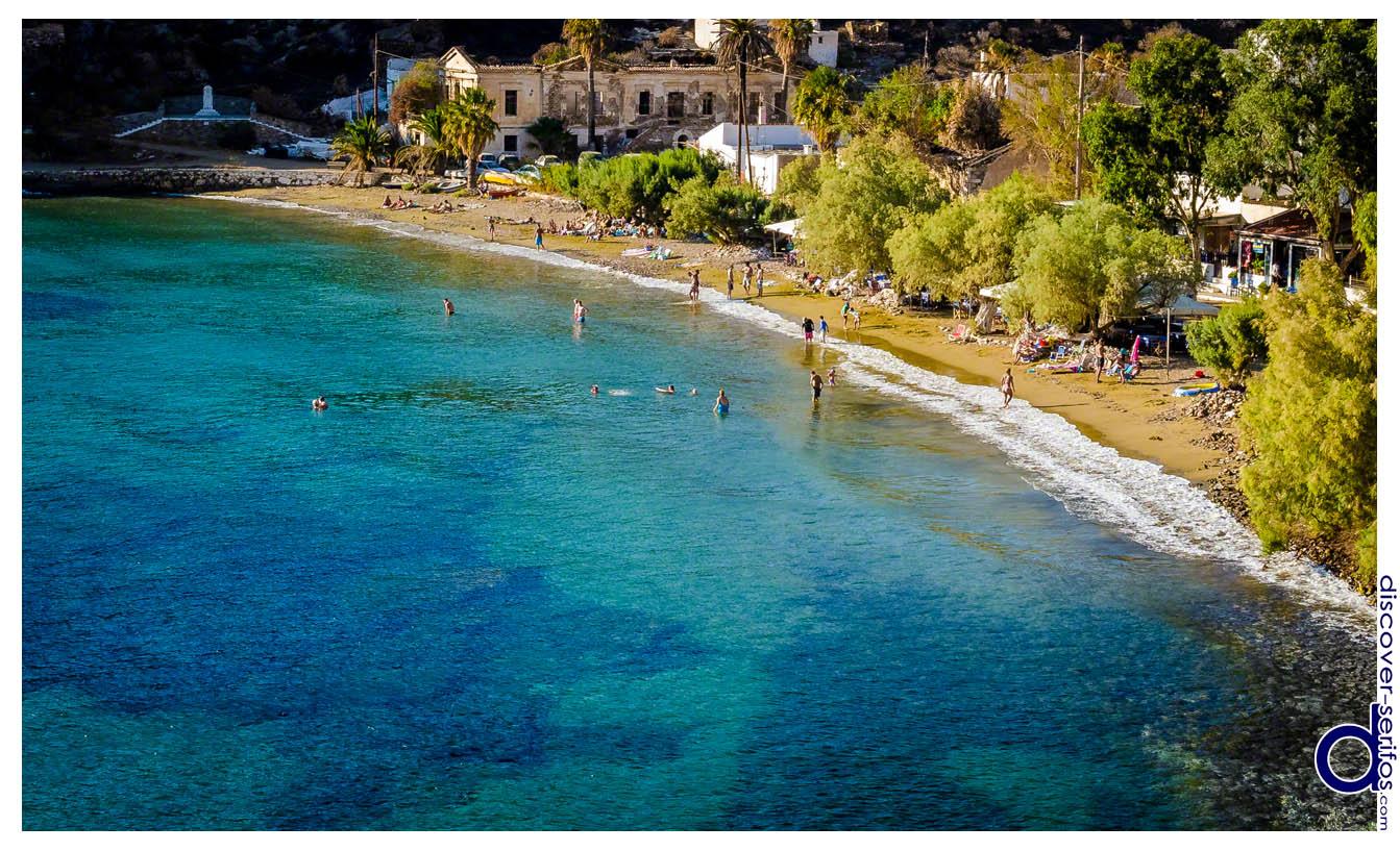 Beach - Mega Livadi - Serifos