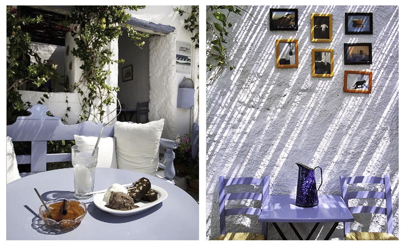 Traditional Café - Stou Stratou - Serifos - Chora
