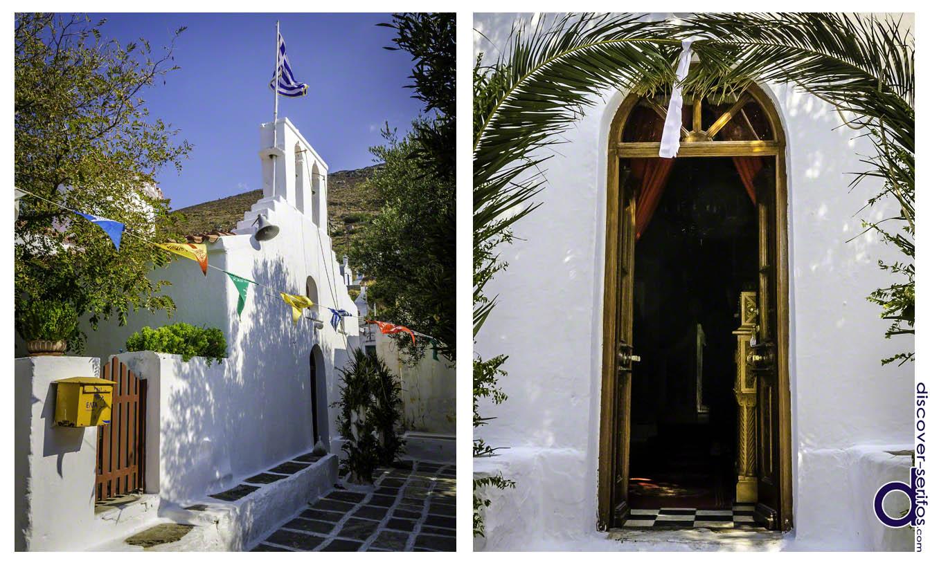 Church of Panagia in Panagia village