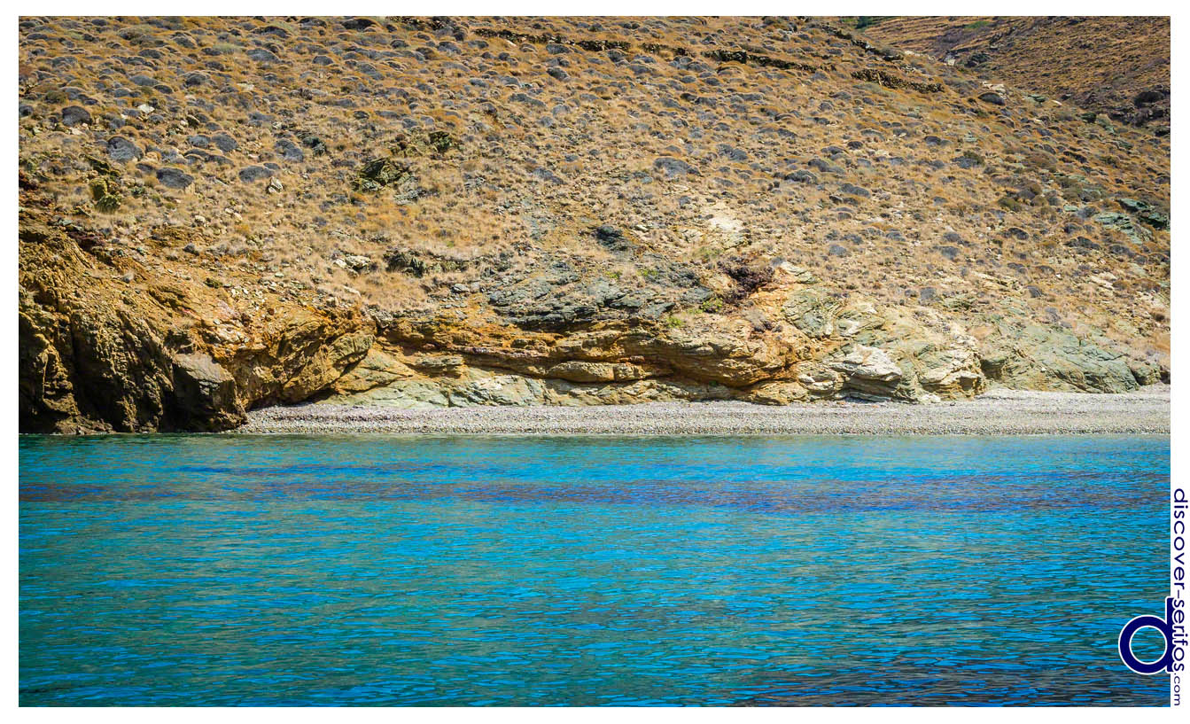Ellinika beach - Serifos