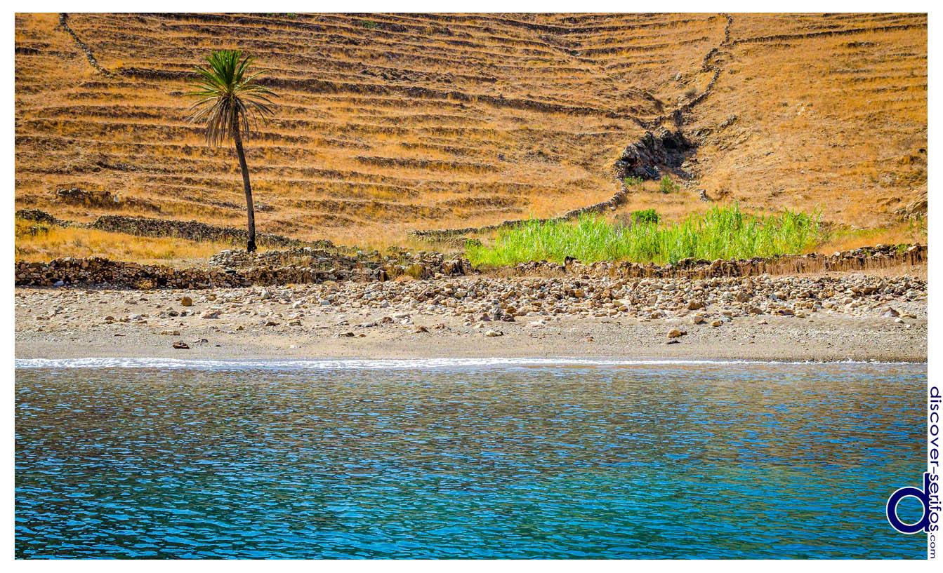 Kalogeros Serifos beach