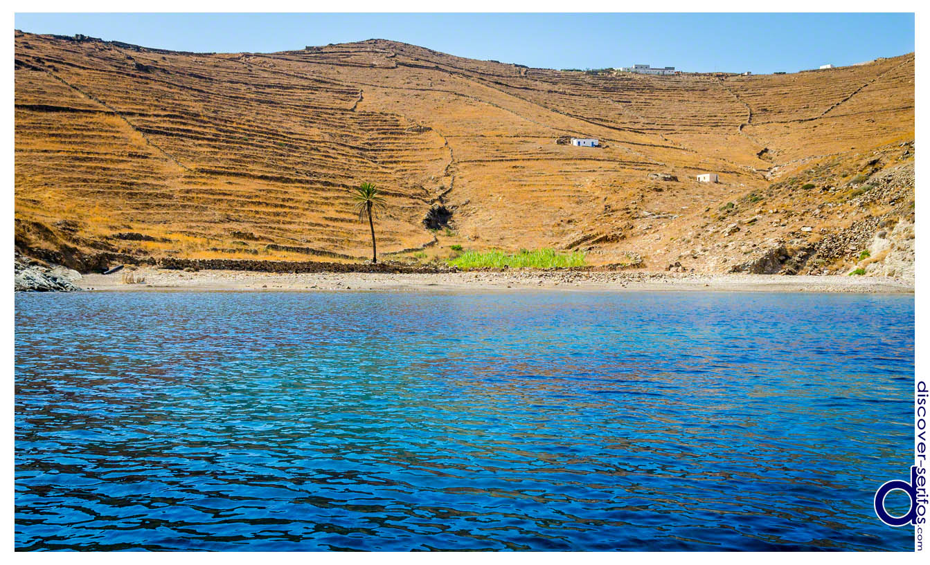 Kalogeros beach in Serifos