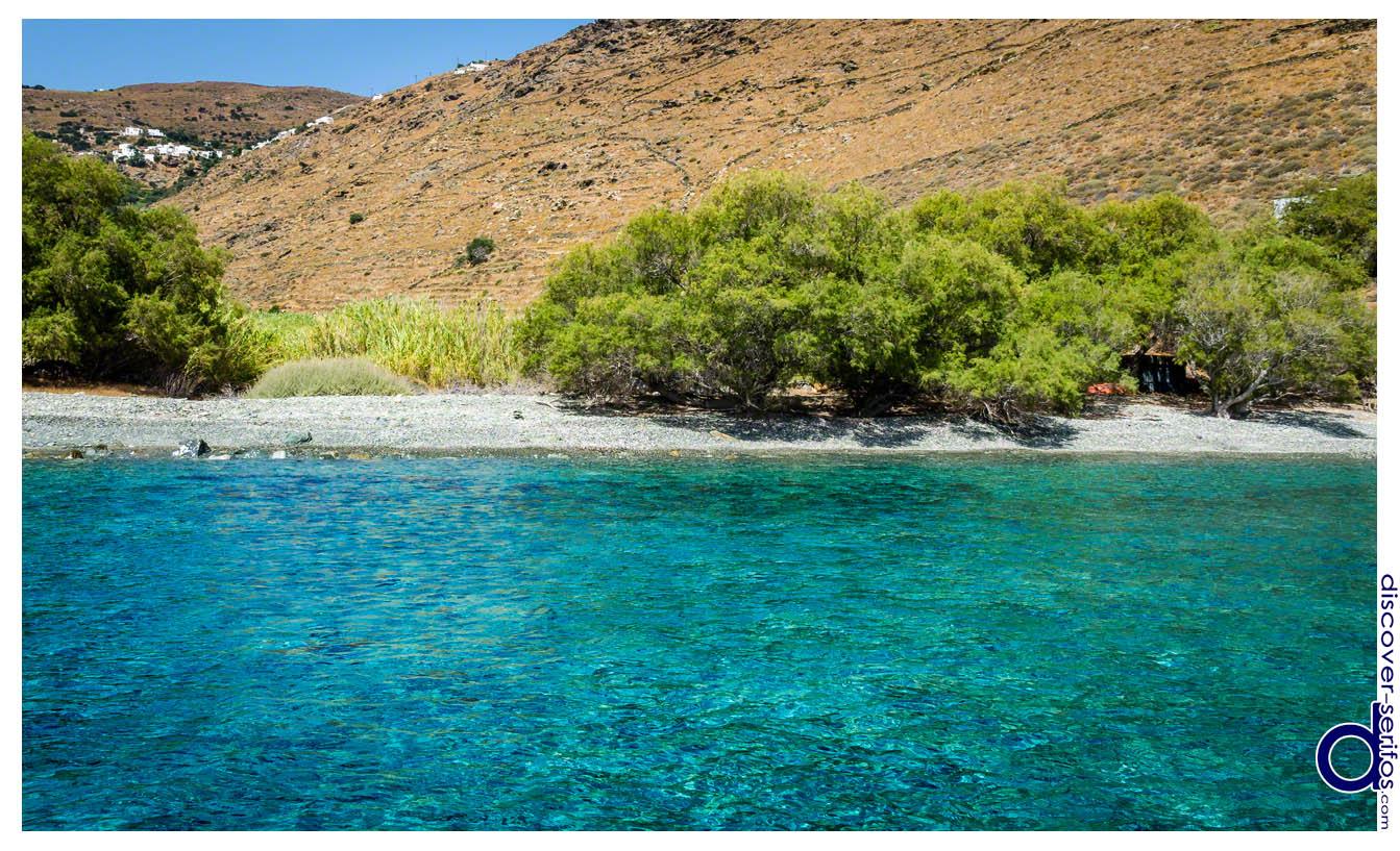 Kentarchos beach Kallitsos