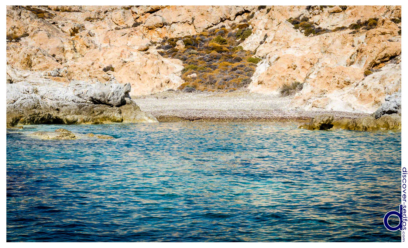 Kolimpithra beach - Serifos