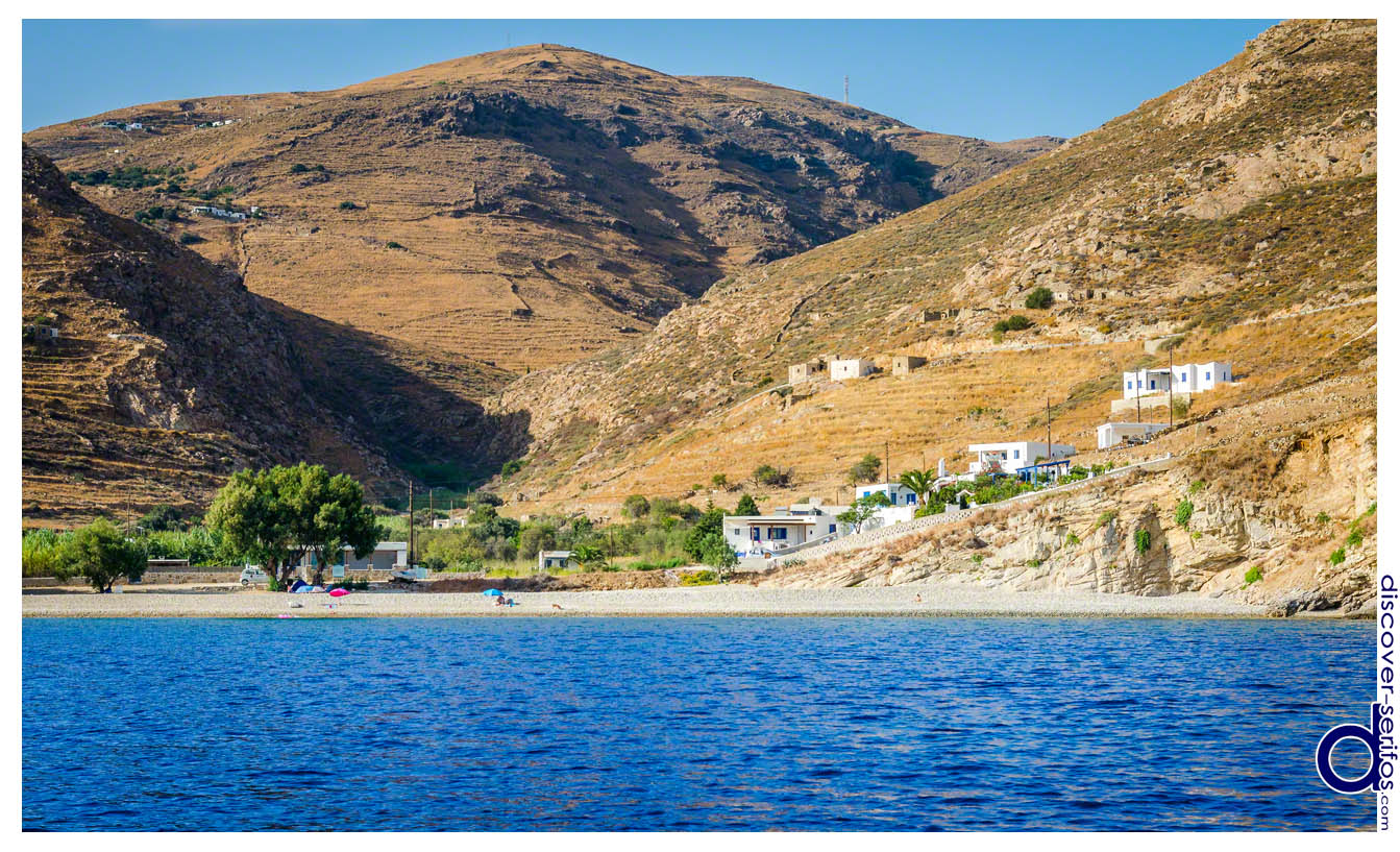Koutalas beach - Serifos