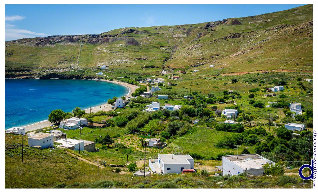 Koutalas village - Serifos