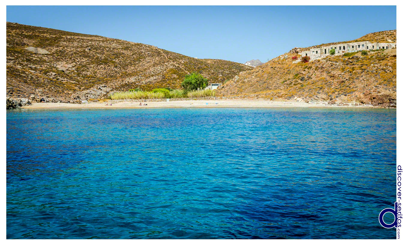 Lia beach - Serifos