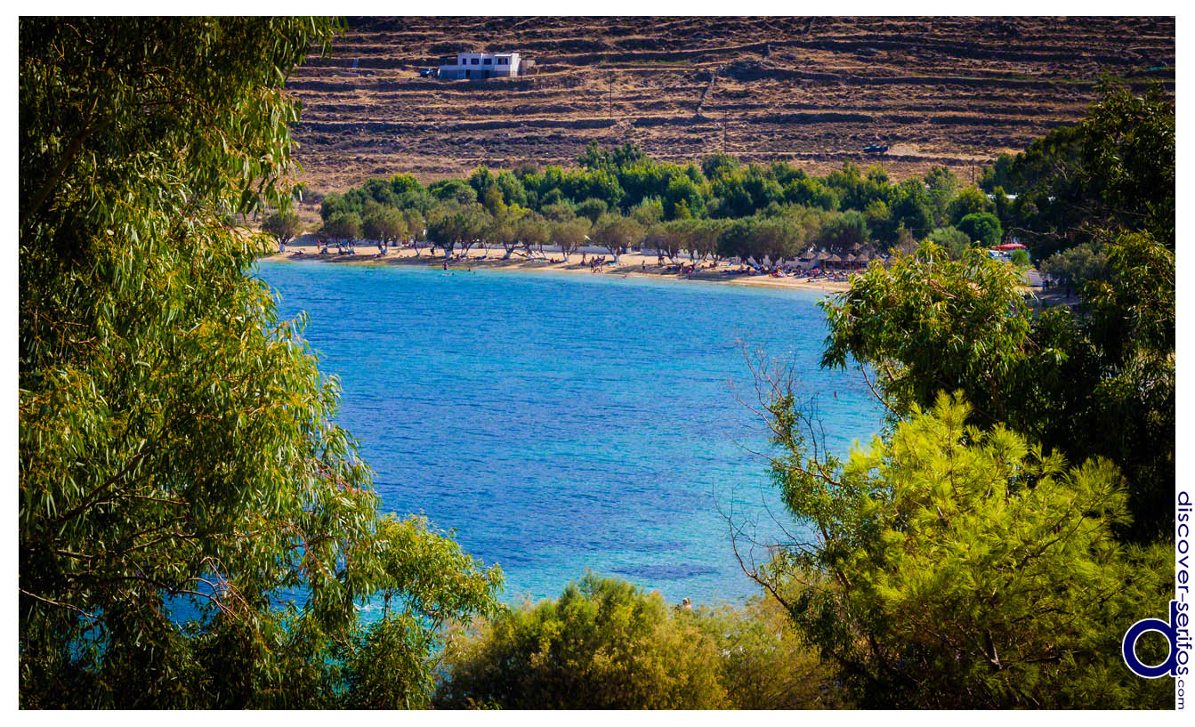 Livadakia beach - Serifos