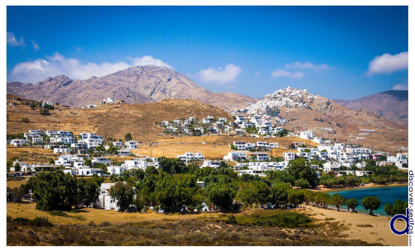 Livadakia village - Serifos