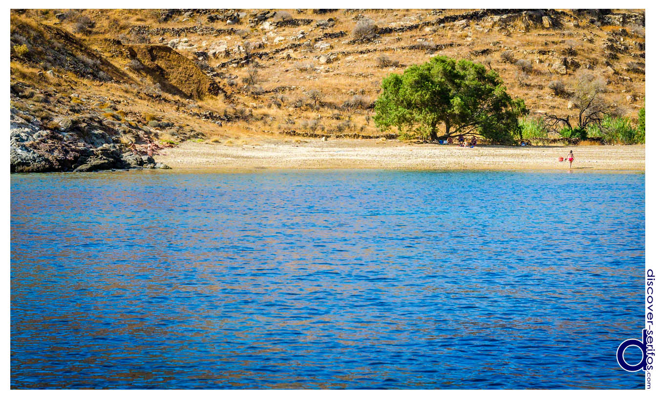 Malliadiko beach - Serifos