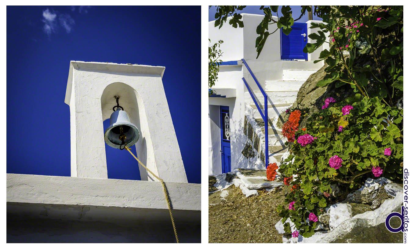 Panagia - Serifos village