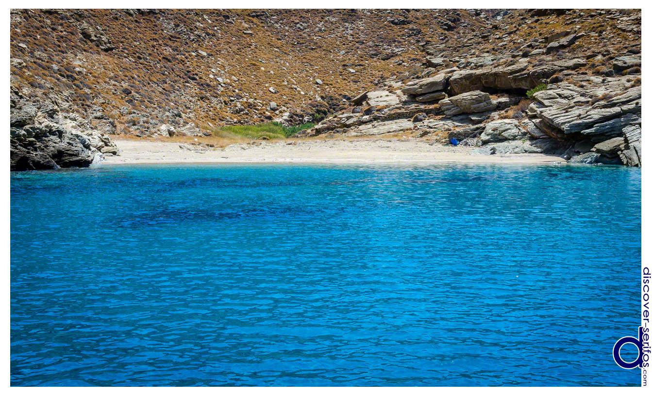 Paraspario beach - Serifos