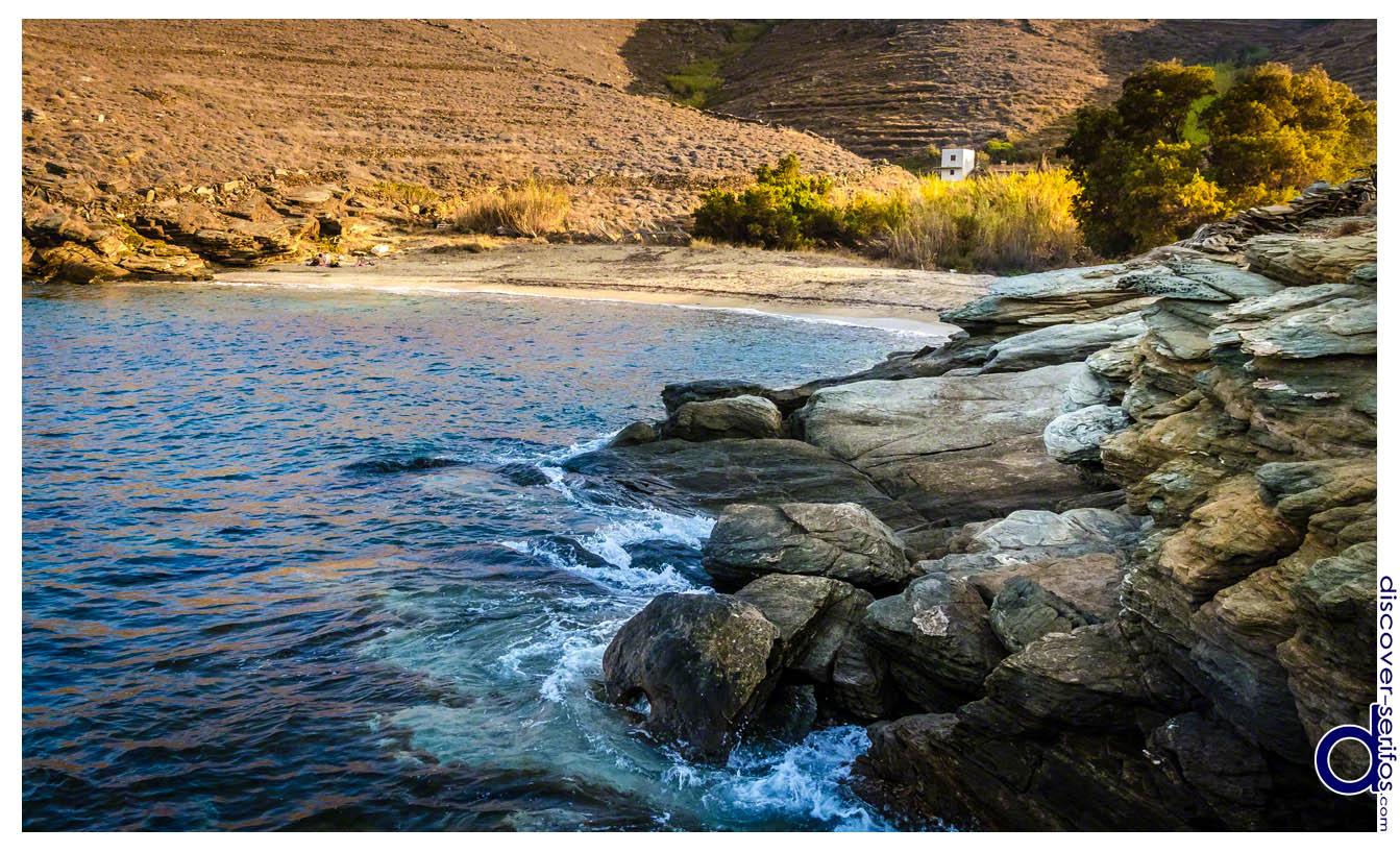 Platis Gialos - Vorino beach