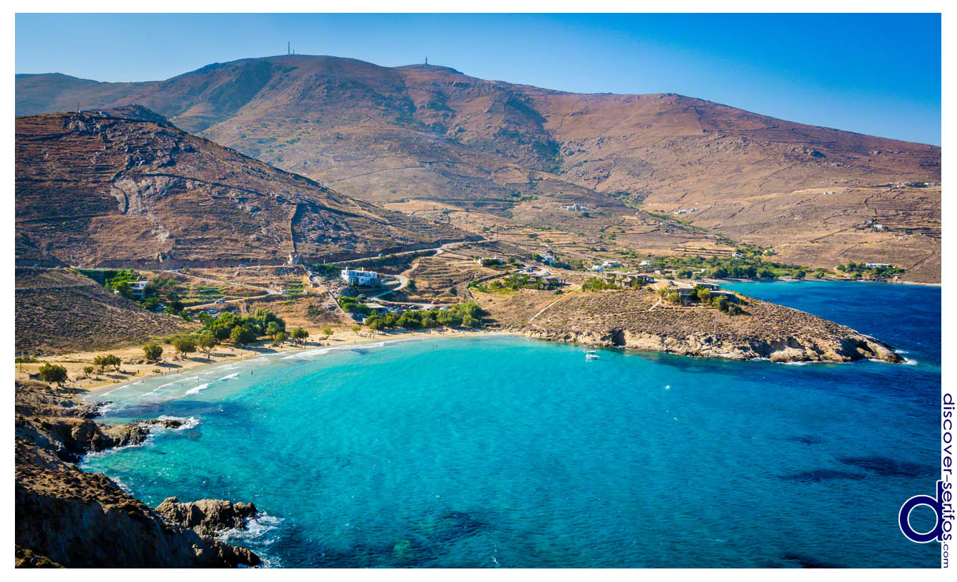 Psili Ammos beach - Serifos