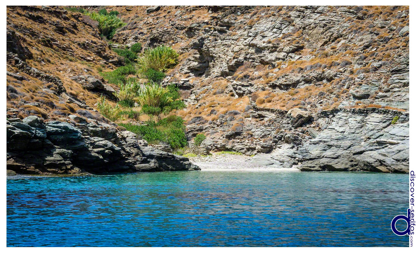 Serifos - Distomo beach