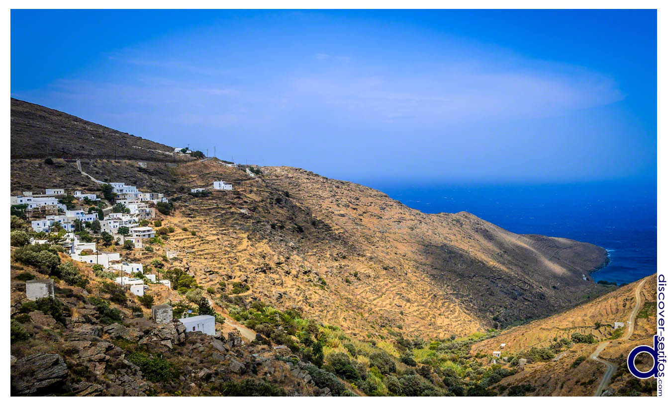 Serifos - Kallitsos and Kentarchos