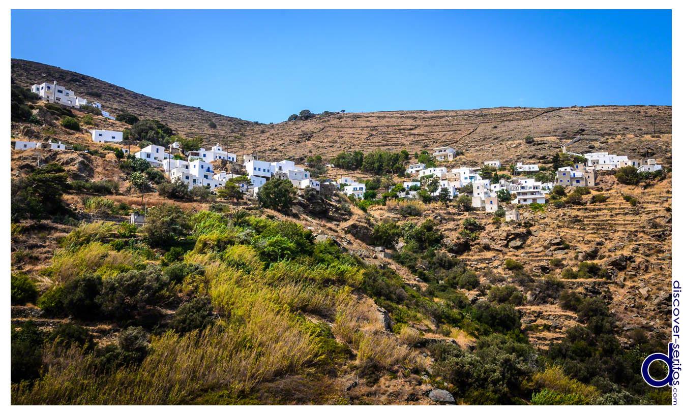 Serifos - Kallitsos village