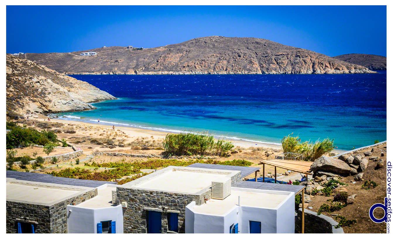 Serifos Karavi beach